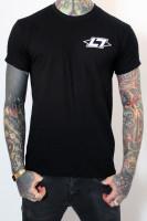 Less Talk T-Shirt Talk Shit Black