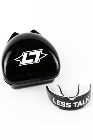 Less Talk Mouthguard Black