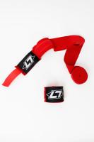 Less Talk Handwraps Icon Red 450cm