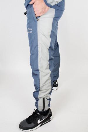 Less Talk Trackpants Athletics Light Carbon Blue Grey