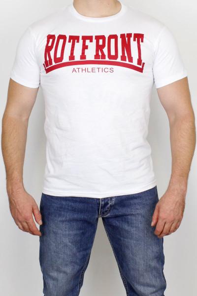 Less Talk T-Shirt Rotfront White