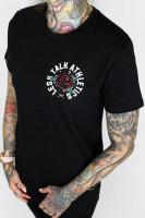 Less Talk Ladies Shirt Panther Black