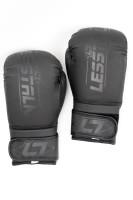 Less Talk Kids Boxing Gloves Vegan Black